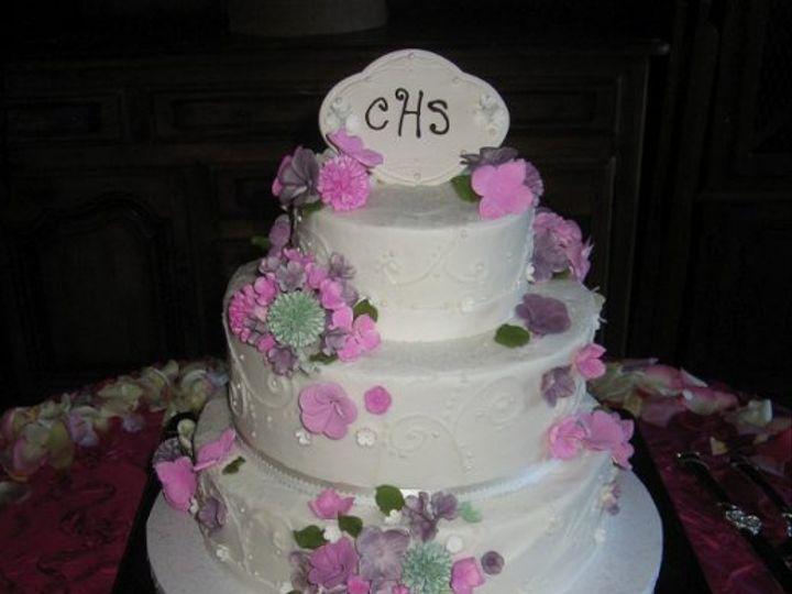 Tmx 1326210534420 Wed0148 Pawtucket, RI wedding cake