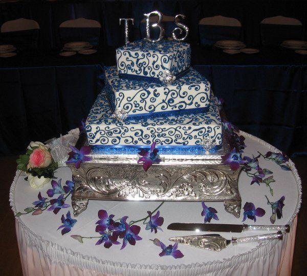 Tmx 1326210792299 Wed0039 Pawtucket, RI wedding cake