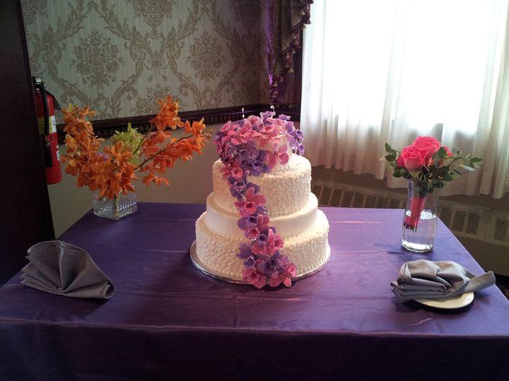 Tmx 1344947969613 Wed0189 Pawtucket, RI wedding cake