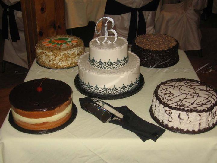 Tmx 1393439780140 Wed003 Pawtucket, RI wedding cake