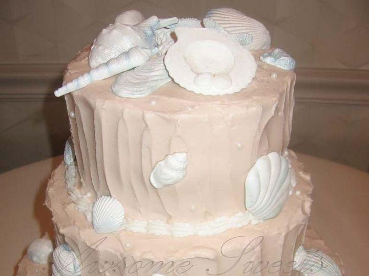 Tmx 1393439783847 Wed004 Pawtucket, RI wedding cake