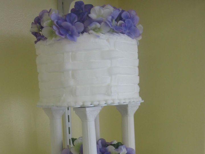 Tmx 1393439830651 Wed008 Pawtucket, RI wedding cake