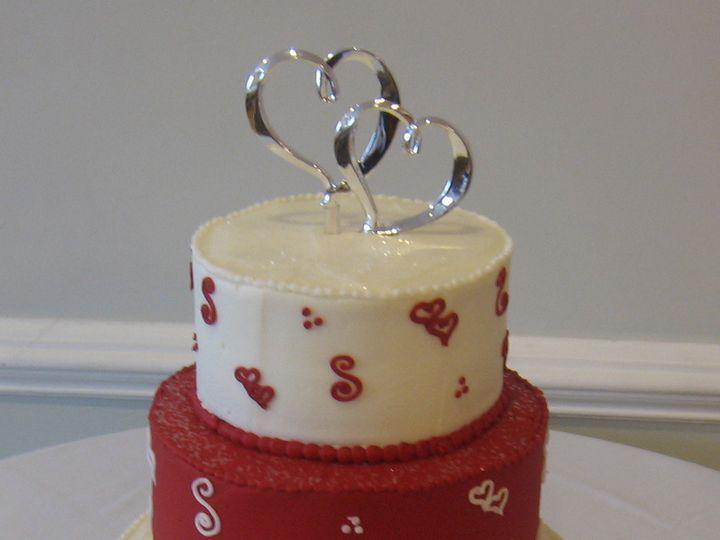 Tmx 1393439920304 Wed012 Pawtucket, RI wedding cake