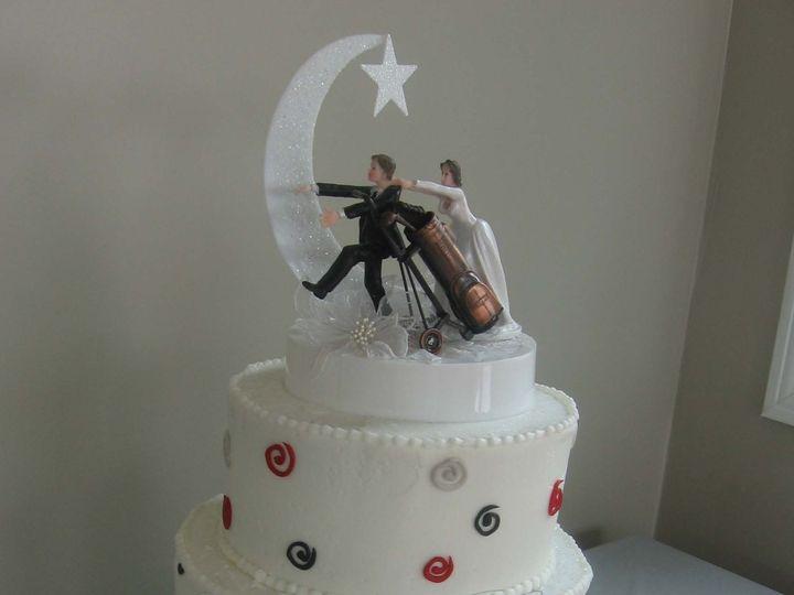 Tmx 1393439928399 Wed012 Pawtucket, RI wedding cake