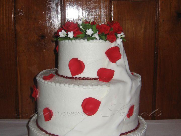 Tmx 1393439950086 Wed013 Pawtucket, RI wedding cake