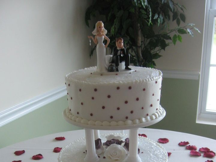 Tmx 1393439974216 Wed013 Pawtucket, RI wedding cake