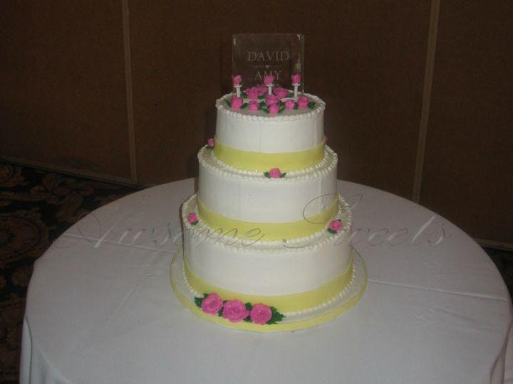 Tmx 1393439978880 Wed013 Pawtucket, RI wedding cake