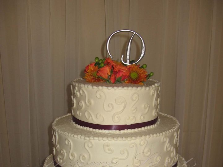 Tmx 1393439984382 Wed013 Pawtucket, RI wedding cake