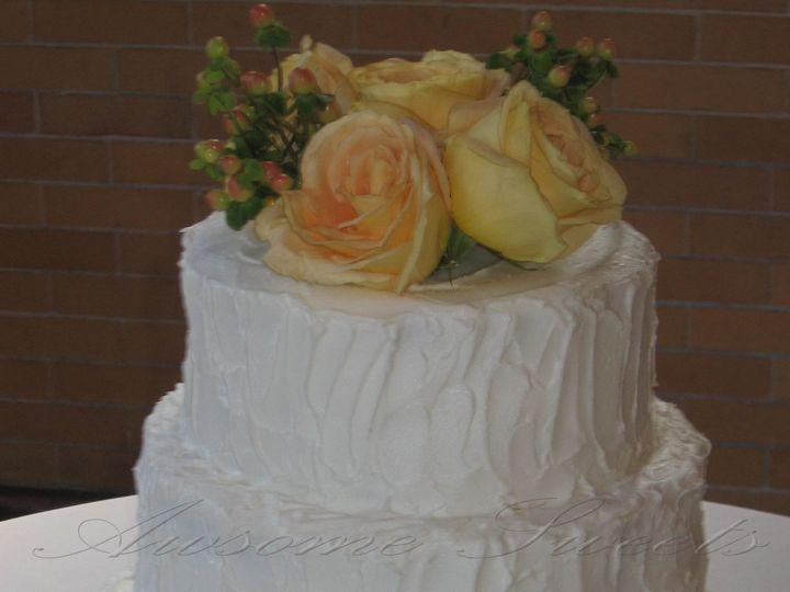 Tmx 1393440047500 Wed018 Pawtucket, RI wedding cake