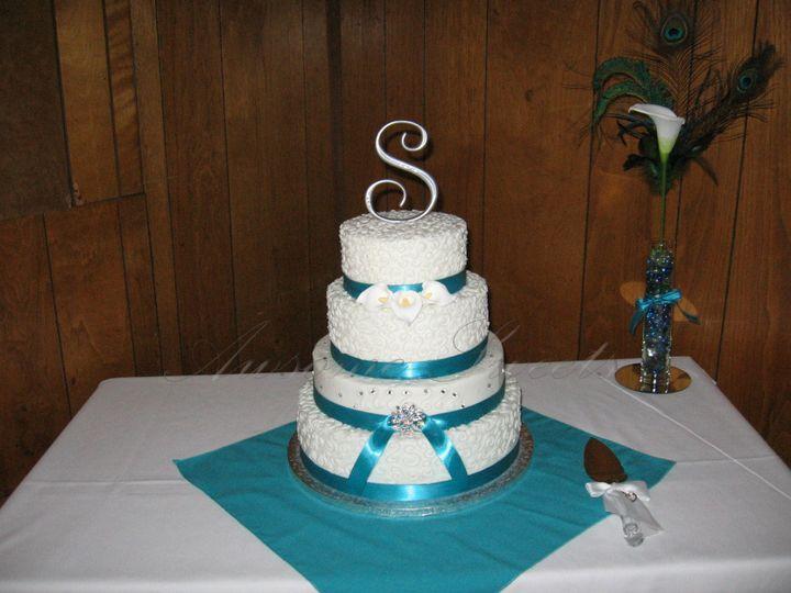 Tmx 1393440214504 Wed020 Pawtucket, RI wedding cake