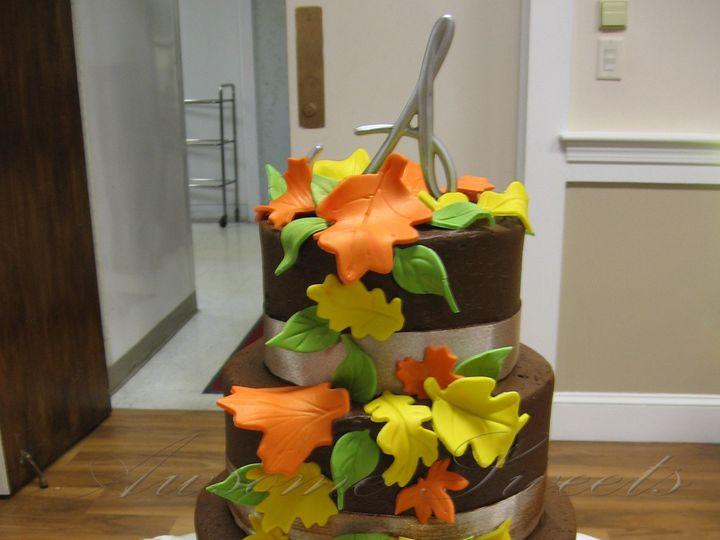 Tmx 1393440271381 Wed022 Pawtucket, RI wedding cake