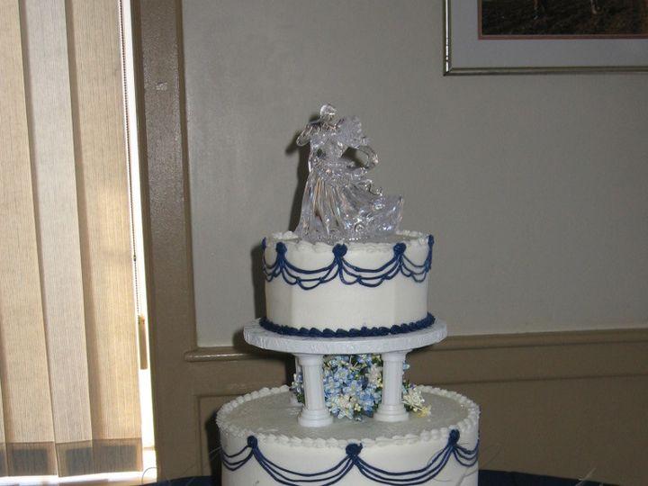 Tmx 1393440302565 Wed023 Pawtucket, RI wedding cake
