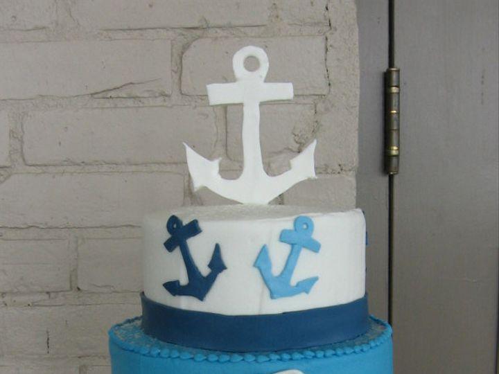 Tmx 1393440310044 Wed023 Pawtucket, RI wedding cake