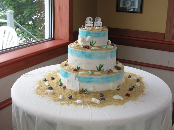 Tmx 1393440378688 Wed025 Pawtucket, RI wedding cake
