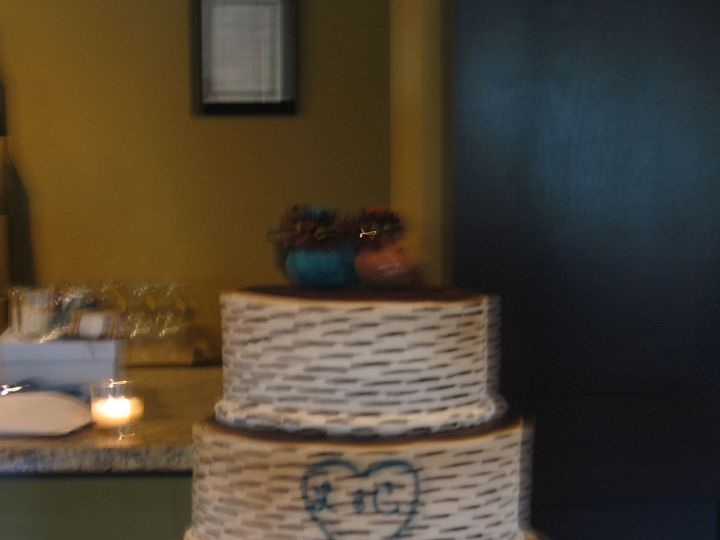 Tmx 1393440405376 Wed026 Pawtucket, RI wedding cake