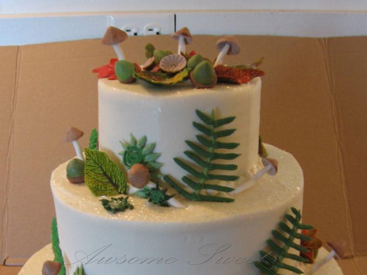 Tmx 1393440438668 Wed027 Pawtucket, RI wedding cake