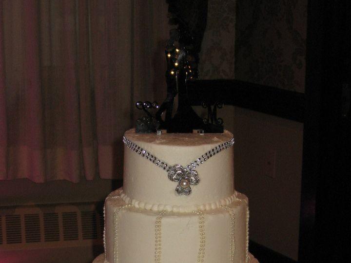 Tmx 1393440464656 Wed028 Pawtucket, RI wedding cake