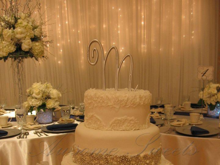 Tmx 1393440474339 Wed028 Pawtucket, RI wedding cake