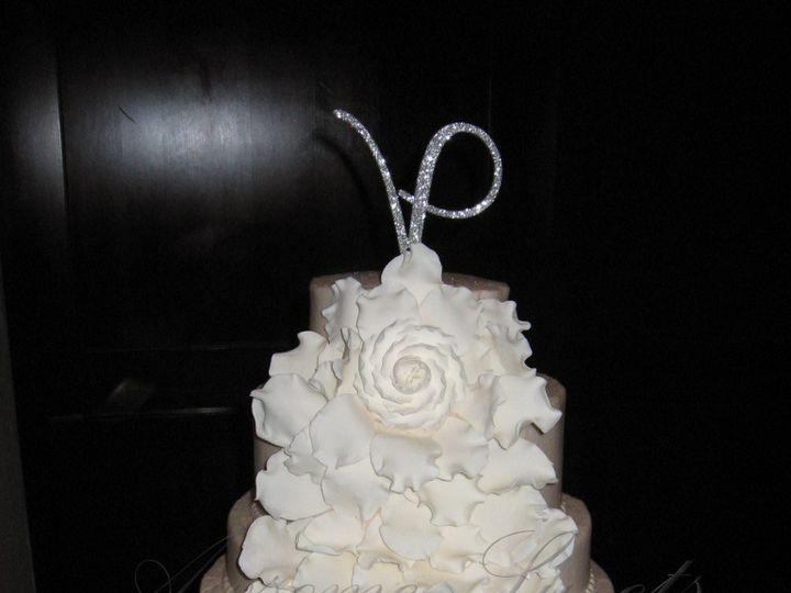 Tmx 1393440482633 Wed028 Pawtucket, RI wedding cake