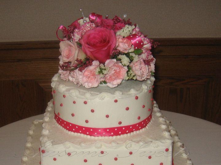 Tmx 1393442533267 Wed010 Pawtucket, RI wedding cake