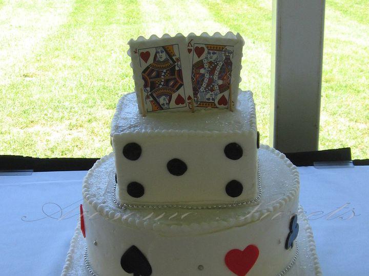 Tmx 1393442596553 Wed016 Pawtucket, RI wedding cake