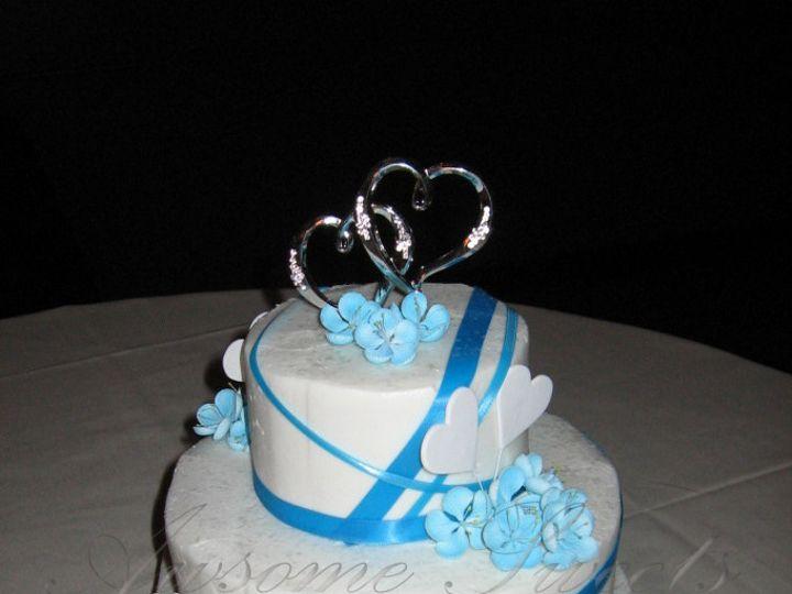 Tmx 1393442636179 Wed020 Pawtucket, RI wedding cake
