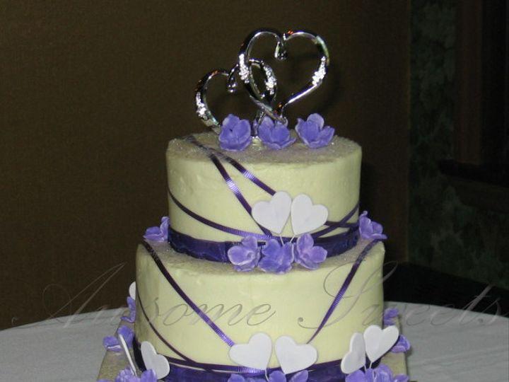 Tmx 1393442705176 Wed025 Pawtucket, RI wedding cake