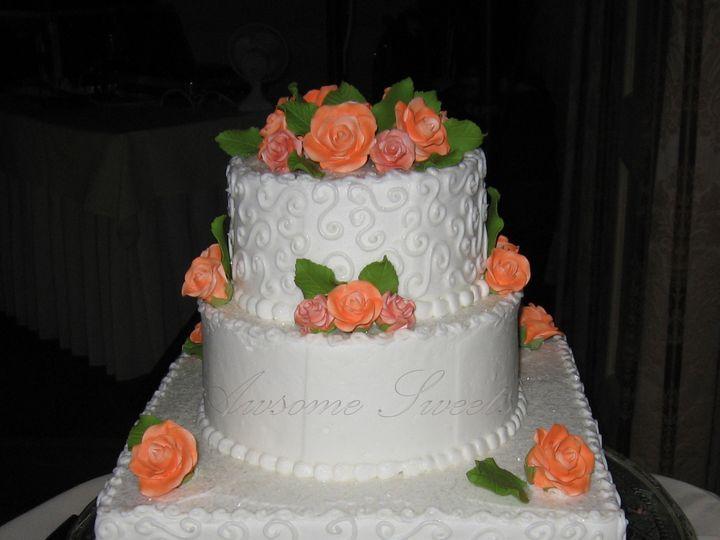 Tmx 1393442722975 Wed025 Pawtucket, RI wedding cake