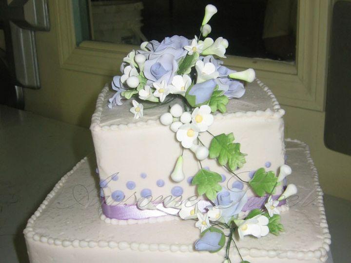 Tmx 1393443572842 Wed000 Pawtucket, RI wedding cake