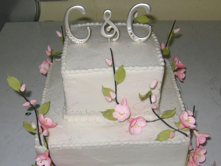 Tmx 1393443593087 Wed000 Pawtucket, RI wedding cake