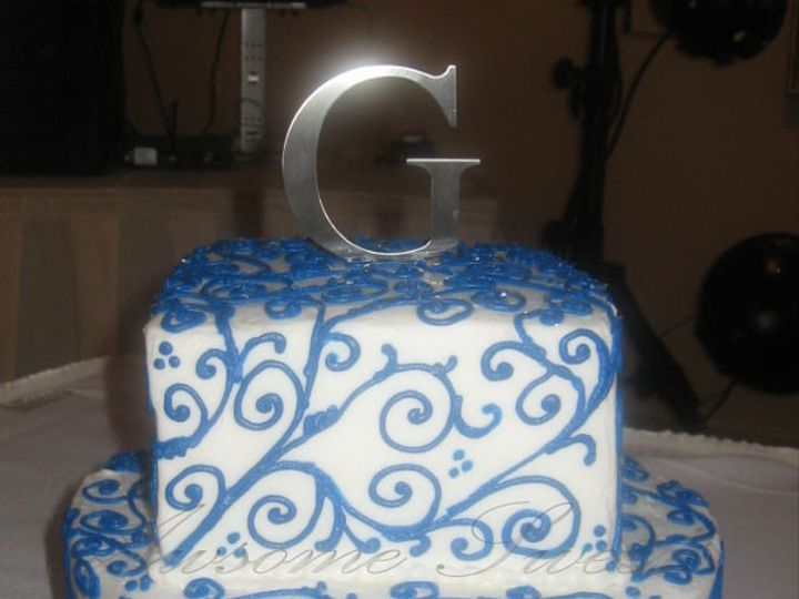 Tmx 1393443603623 Wed000 Pawtucket, RI wedding cake