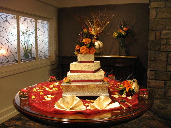 Tmx 1393444389606 Wed027 Pawtucket, RI wedding cake