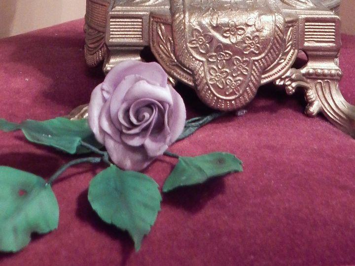 Tmx 1400650506348 Park Ave Purple Ros Orlando wedding cake