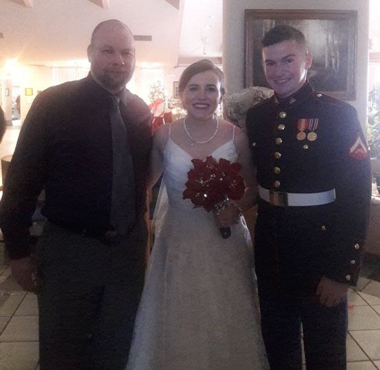 Peter Weiss, Military Wedding
