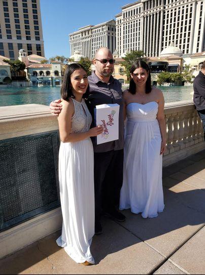 Bellagio Same-sex wedding