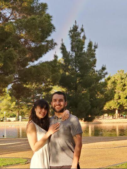 Sunset Park Rainbow