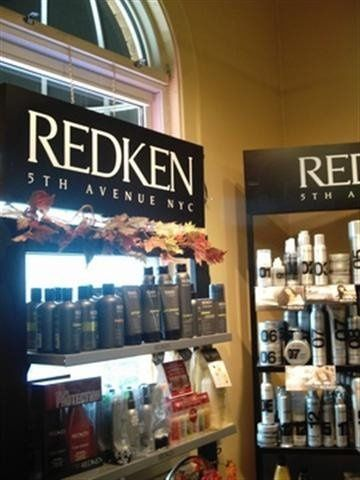 and we have Redken Master Colorists on hand to create your perfect look.