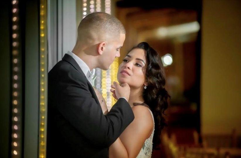 A wedding at graycliff