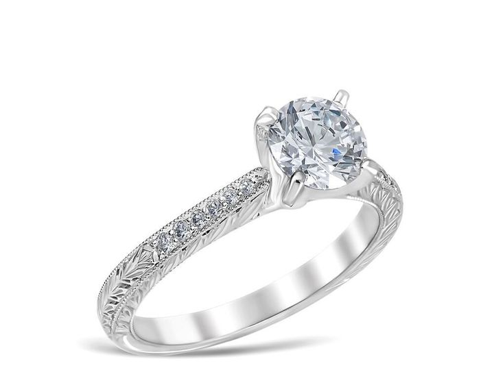 Tmx 1516919543 F4fcbde2513c3028 1516919541 7ba521baa05327f0 1516919541505 3 Scherersjewelersvi Buffalo, NY wedding jewelry