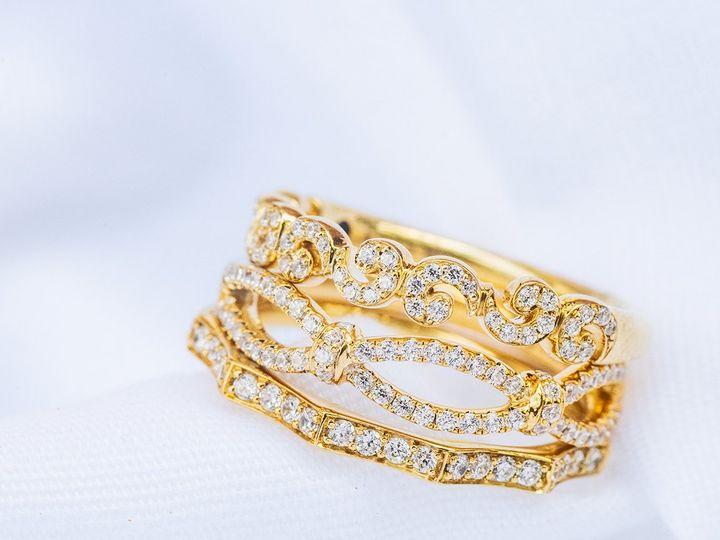 Tmx Scherers Jewelers Yellow Gold Diamond Wedding Bands Buffalo 51 555327 159915522914866 Buffalo, NY wedding jewelry