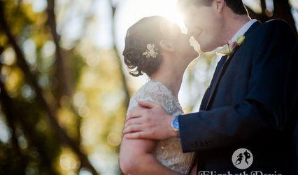 The wedding of Joe and Leah
