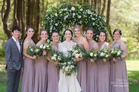 Leah of the valley floral design