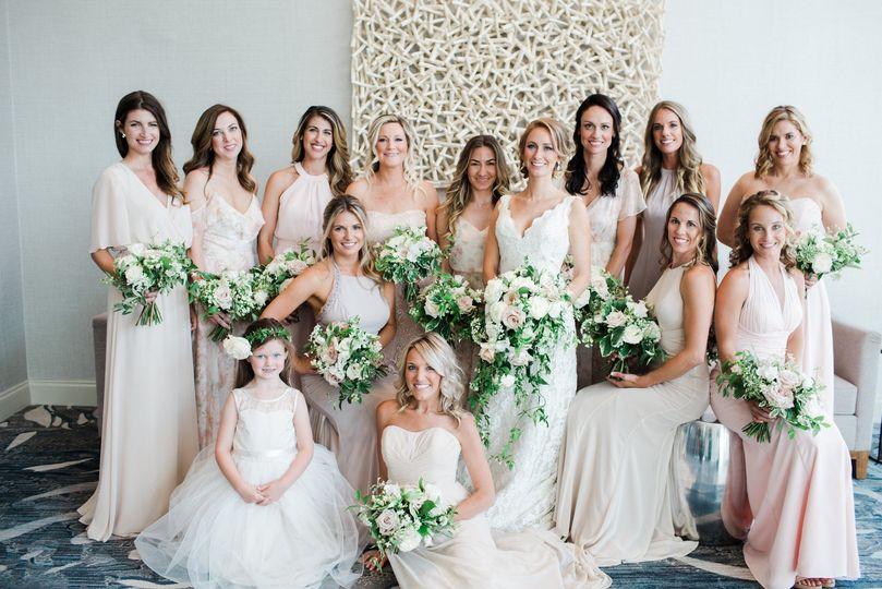 Bridal Party at THE MAIN