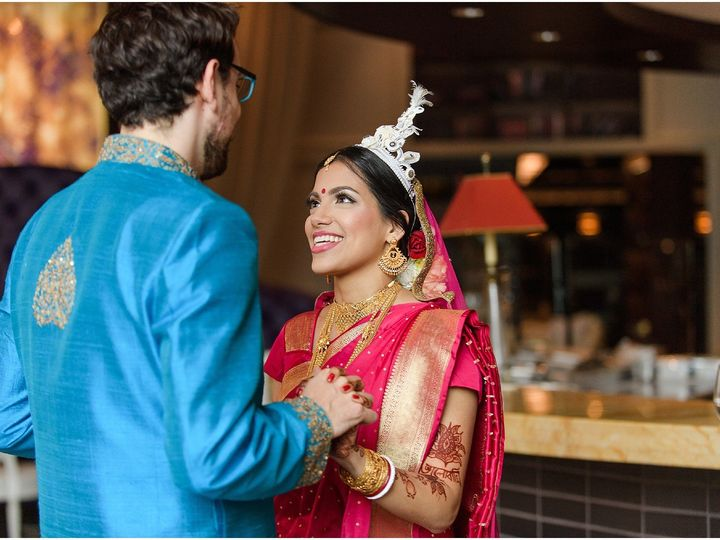 Tmx Alex Shaoli Hindu Jewish Wedding Hilton Norfolk The Main Fowler Studios 0015 51 956327 1573077855 Norfolk, VA wedding venue