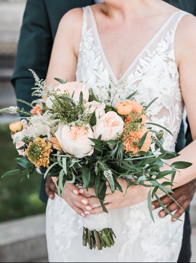 Floral details: Percy Photography