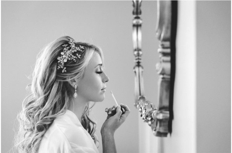 From This Day Forward Bridal Hair & Makeup Designs