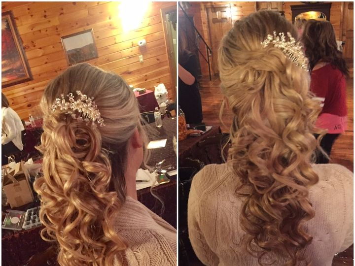 Tmx 1477261453759 Bridehair5 Staten Island, NY wedding beauty