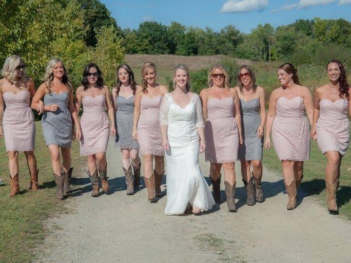 Tmx 1480624756792 Jesslaveriebridesmaids Staten Island, NY wedding beauty