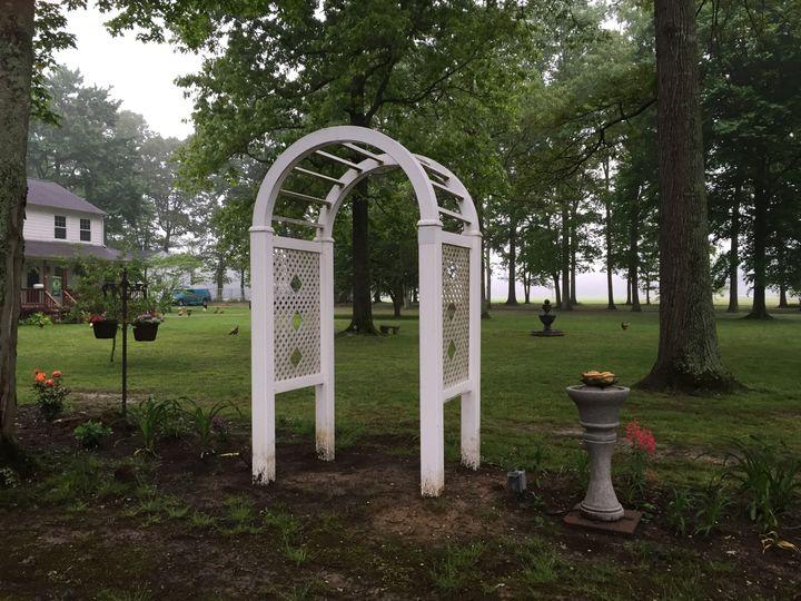 Tmx 1463570163620 Arch 1 Best Hanover, VA wedding officiant