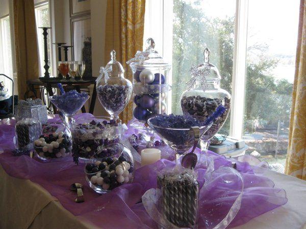 Sweet Sensations Candy Buffets - Wedding Cake - Austin, TX - WeddingWire